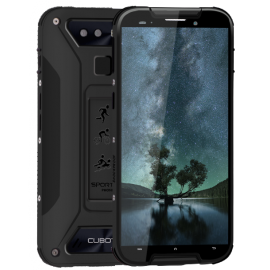 Cubot Quest 4G 64GB Dual-SIM black