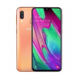 Samsung A405 Galaxy A40 4G 64GB Dual-SIM coral