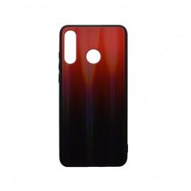 Plastové puzdro Gradient Huawei P30 Lite červené