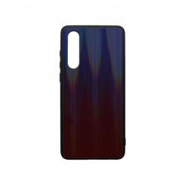 Plastové puzdro Gradient Huawei P30 bordové