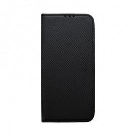 Knižkové puzdro Xiaomi RedMi 7 čierne, vzorované