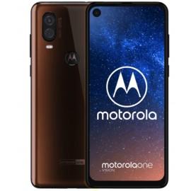 Motorola One Vision 4GB/128GB Dual SIM, Bronzová - Slovenská distribúcia