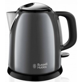 Russell Hobbs Rýchlovarná kanvica Colours Plus Classic Grey 24993-70