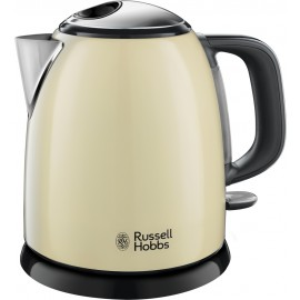 Russell Hobbs Rýchlovarná kanvica Mini Colours Plus Cream 24994-70