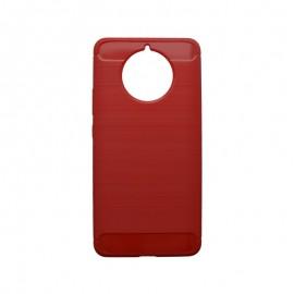 Puzdro EPICO CARBON Nokia 9 PureView červené
