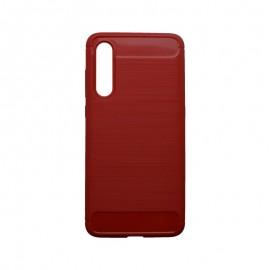 Puzdro EPICO CARBON Xiaomi Mi 9 červené