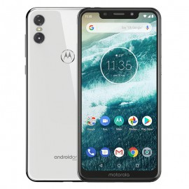 Motorola One Lite NFC 3GB/32GB Dual SIM, Biela - SK distribúcia