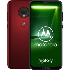 Motorola Moto G7 Plus 4GB/64GB Dual SIM, Červená - SK distribúcia