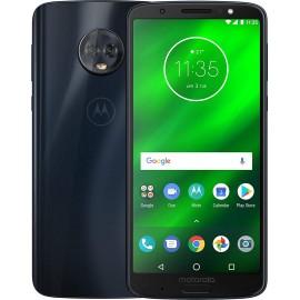 Motorola Moto G6 Plus 4GB/64GB Dual SIM, Modrý - SK distribúcia