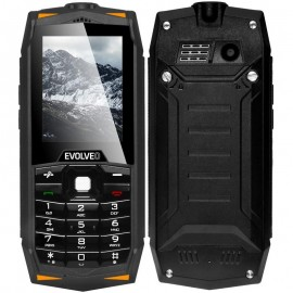 Mobilný telefón Evolveo Strongphone Z3 Dual SIM čierny, SK