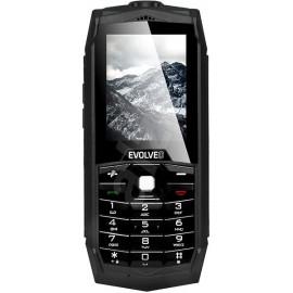 EVOLVEO STRONGPHONE Z1 vodotěsný odolný Dual SIM telefon