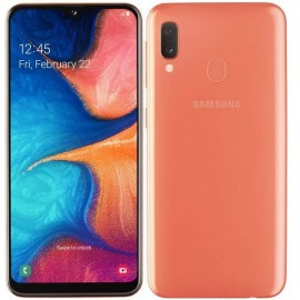Samsung A202 Galaxy A20e 4G 32GB Dual-SIM coral orange
