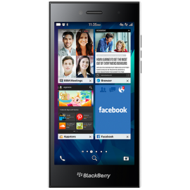 BlackBerry Leap Qwerty telefón Biely, SK