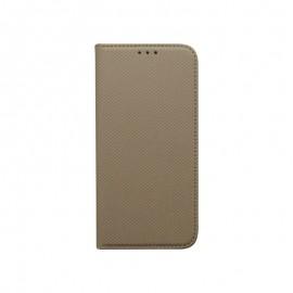 Vzorované knižkové puzdro Samsung Galaxy A10 zlaté