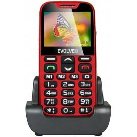 Evolveo EasyPhone EP-500 (EP-500) červený (SK distribúcia)