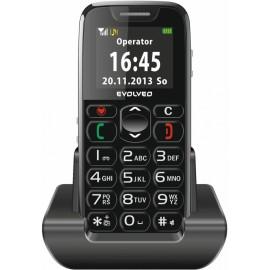 Evolveo EasyPhone EP-500 (EP-500) čierny (SK distribúcia)