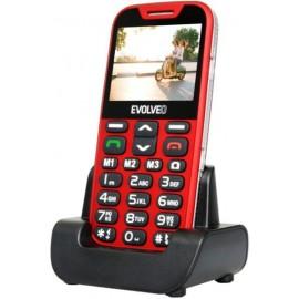 Evolveo EasyPhone XD (EP-600) červený (SK distribúcia)