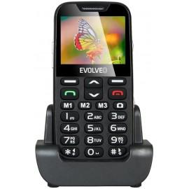 Evolveo EasyPhone XD (EP-600) čierny (SK distribúcia)