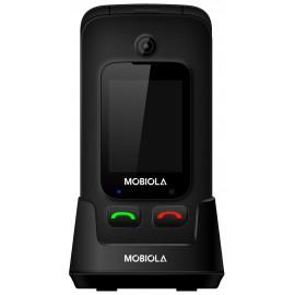 Mobiola MB610 SENIOR FLIP Dual SIM Čierny