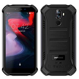 Doogee S40 2GB/16GB Dual SIM, Čierny - SK distribúcia