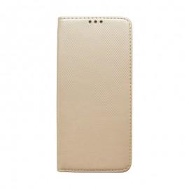 Knižkové puzdro Huawei P Smart Z zlaté, vzorované