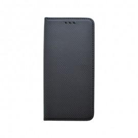 Knižkové puzdro Alcatel 1s čierne, vzorované