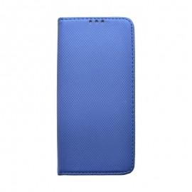Knižkové puzdro Huawei P Smart Z tmavomodré, vzorované