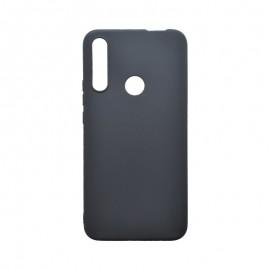Matné silikónové puzdro Huawei P Smart Z čierne