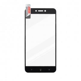 Ochranné sklo Xiaomi RedMi Go, čierne, full glue, Q sklo