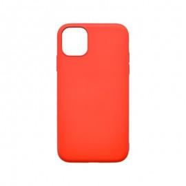 Silikónové puzdro Soft iPhone 11 červené