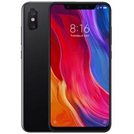 Xiaomi Mi 8 6GB/128GB Dual SIM, Čierny - SK distribúcia