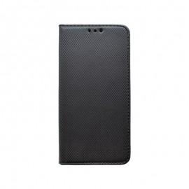 Knižkové puzdro LG K40 čierne, vzorované