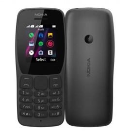 Nokia 110 Dual SIM čierny, SK Distribúcia