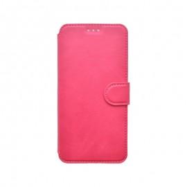 Knižkové puzdro 2020 Samsung Galaxy A70 purpurové
