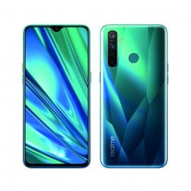 Realme 5 Pro Zelený, 4/128GB, Dual SIM, Crystal Green - SK distribúcia