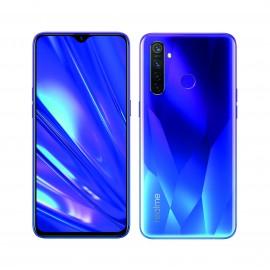 Realme 5 Pro Modrý, 4/128GB, Dual SIM, Sparkling Blue - SK distribúcia