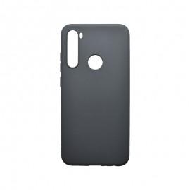 Matné puzdro Xiaomi RedMi Note 8 čierne