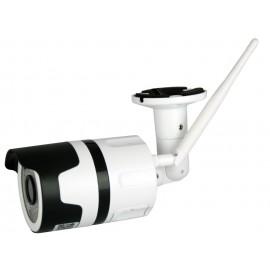 Media-Tech 1080P OUTDOOR IP CAMERA POE/WIFI MT4098