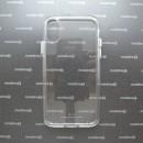 Plastové puzdro Armor iPhone X/XS priehľadné