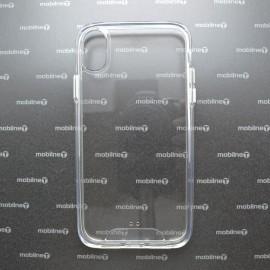 Plastové puzdro Armor iPhone XR priehľadné