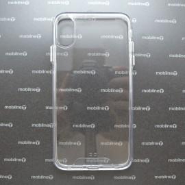 Plastové puzdro Armor iPhone XS MAX priehľadné