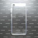 Plastové puzdro Armor Samsung Galaxy A70 priehľadné