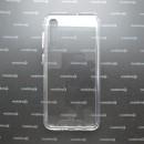 Plastové puzdro Armor Samsung Galaxy A50 priehľadné