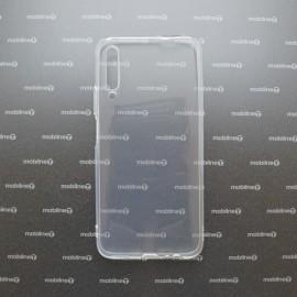 Silikónové puzdro Huawei P Smart Pro priehľadné, nelepivé