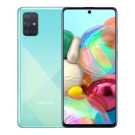 Samsung Galaxy A71 6GB/128GB A715 Dual SIM, Modrá - SK distribúcia