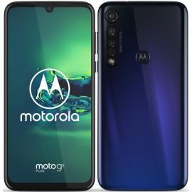 Motorola Moto G8 Plus 4GB/64GB Dual SIM, Cosmic Blue - SK distribúcia
