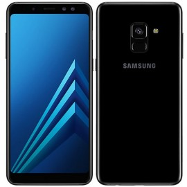 Samsung Galaxy A8 2018 A530F Single SIM, Čierny