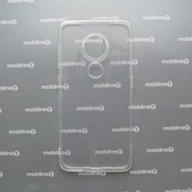 Silikónové puzdro Nokia 6.2 priehľadné, nelepivé