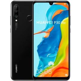 Huawei P30 lite 4GB/128GB Dual SIM, Midnight Black - SK distribúcia