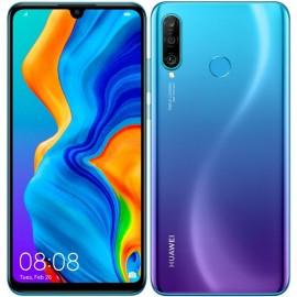 Huawei P30 lite 4GB/128GB Dual SIM, Peacock Blue - SK distribúcia
